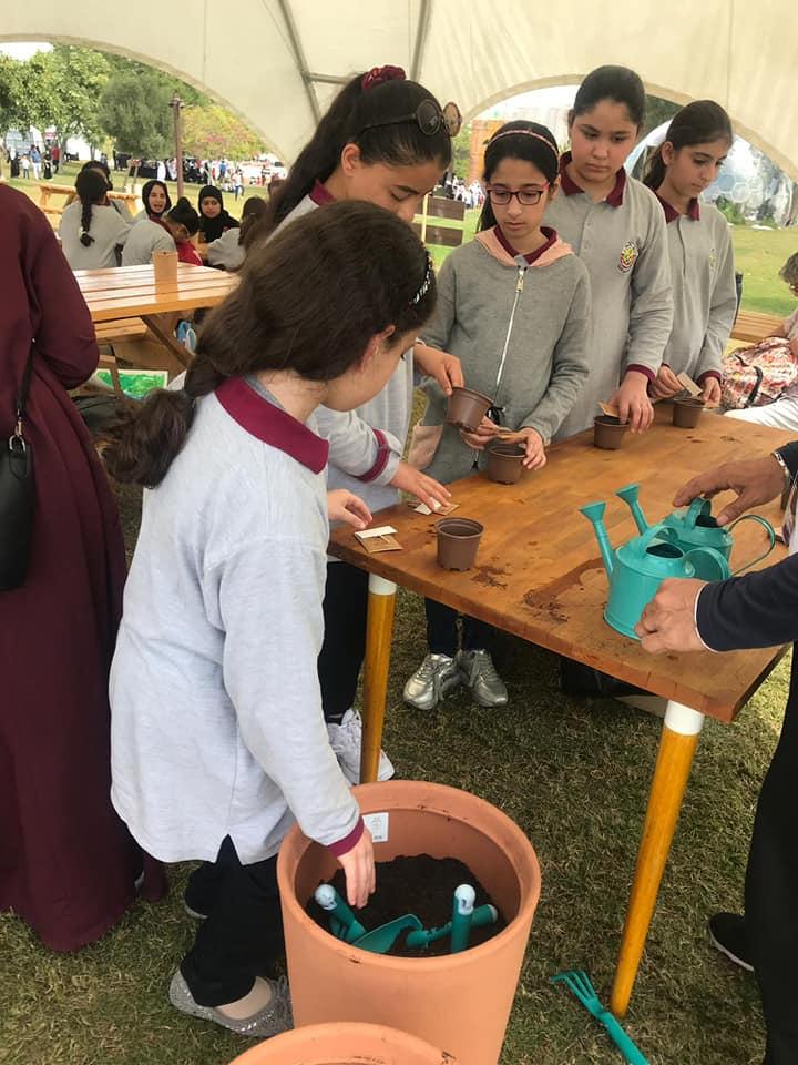 زيارة مهرجان كتارا
